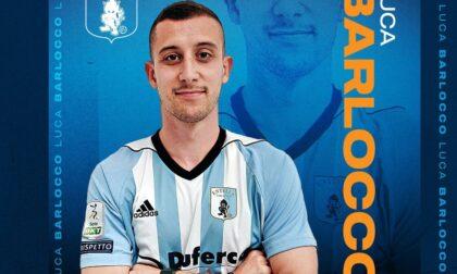 Luca Barlocco è un nuovo giocatore dell'Entella