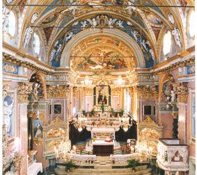 Armonie sacre percorrendo le terre di Liguria