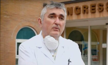 Addio all'ex primario di Pneumologia del Poma Giuseppe De Donno