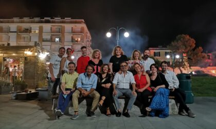 Il raduno del National Legal Team Italy