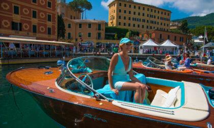 Dolce vita a Santa Margherita, nel weekend il raduno di motoscafi Riva d'epoca