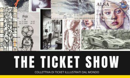 """Si inaugura la mostra """"The ticket show"""""""