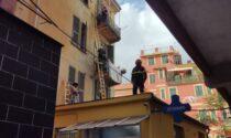 Rapallo: evacuato condominio in via San Benedetto