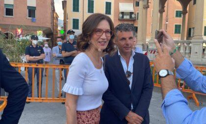 A Rapallo Protagonisti la ministra Mariastella Gelmini