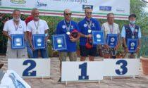 Galvan e Fiorentini, vice campioni italiani di bolentino