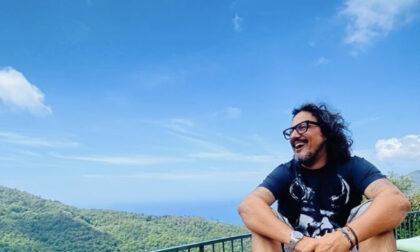 Alessandro Borghese a Moneglia, i post su Instagram dello chef stellato