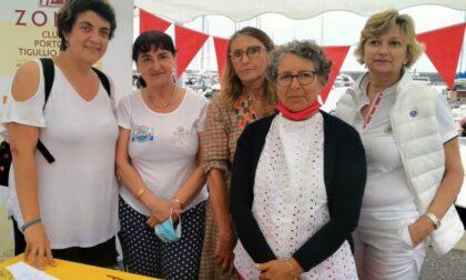 """Lo Zonta Club Portofino Tigullio Paradiso partecipa alla veleggiata """"Diecimila vele contro la violenza sulle donne"""""""