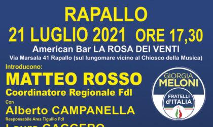 L'assessore Ferro incontra le associazioni di Rapallo