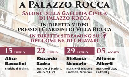 Note Romantiche a Palazzo Rocca