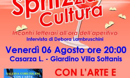 Spritz-ziamo cultura, la rassegna letteraria