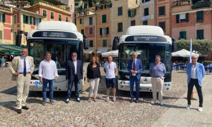 Nuovi bus elettrici collegheranno Santa Margherita e Portofino