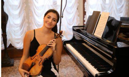 Recital violinistico con Celeste Di Meo