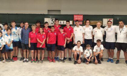 Cavese Bocce, i giovanissimi atleti di Cavi alle finali nazionali