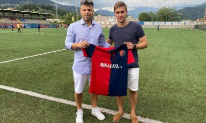 Fabio Gonella, 21 anni, è il nuovo acquisto del Sestri Levante