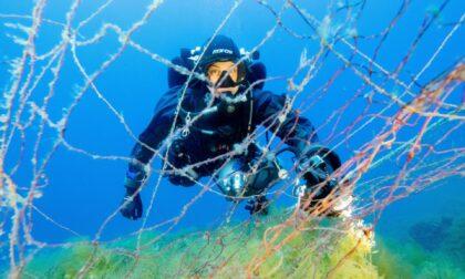 A Portofino liberati i fondali dell'Area Marina Protetta