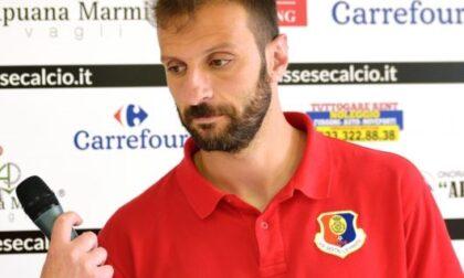 Sestri Levante, Vincenzo Cammaroto è il nuovo allenatore rossoblu