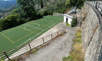 Campo sportivo Sant'Ambrogio assegnato alla Polisportiva omonima