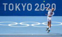 Fognini saluta Tokyo dopo il ko con il russo Medvedev