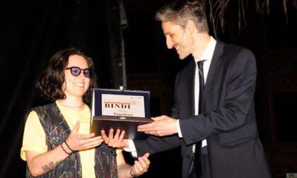 Una 22enne vince il Premio Bindi