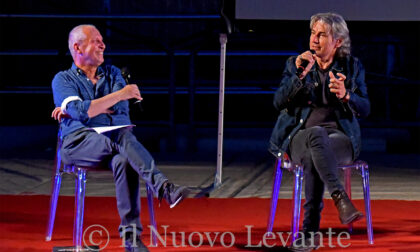 Luciano Ligabue ha aperto il Festival della Parola 2021