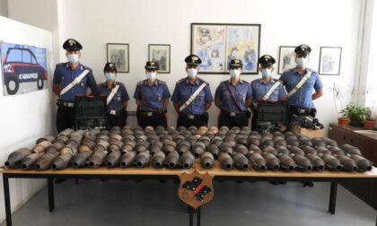 Rubavano le marmitte dei Porter, arrestati due palermitani