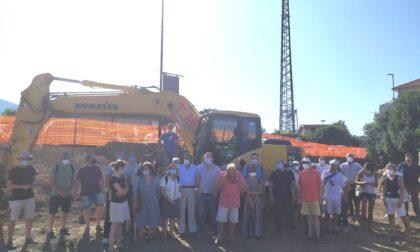 Iniziata la protesta contro la diga Perfigli