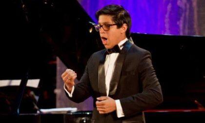 Valle Christi, Rapallo Opera Festival con il giovane tenore Ivan Ayron Rivas