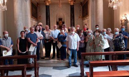 Primo incontro tra il Serra Club Tigullio e il vescovo Devasini