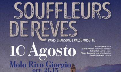 Souffleurs de Reves: il concerto di Camogli che porta a Parigi