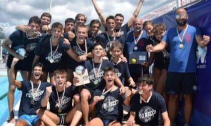 La Pro Recco Under 16 è campione d'Italia