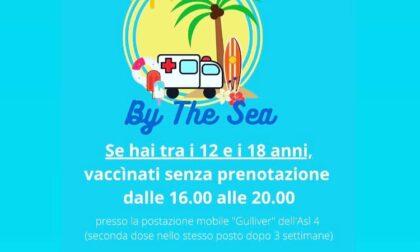 Gulliver 4 teens by the sea torna oggi a Riva Trigoso