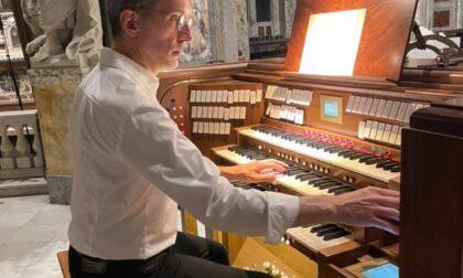 Grande ritorno di Oliver Latry a Rapallo, ultimo concerto questa sera in Basilica
