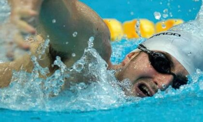 Un'altra medaglia d'oro per Francesco Bocciardo