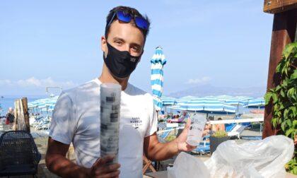 """""""Bicchiere a rendere"""", a Sestri la campagna per ridurre il consumo di plastica"""