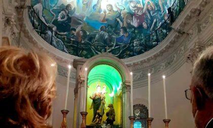 Inaugurato il Murales di Altmann