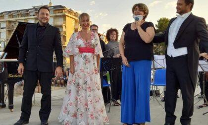 """Concerto all'alba stamattina a Chiavari: """"Emozionante"""""""