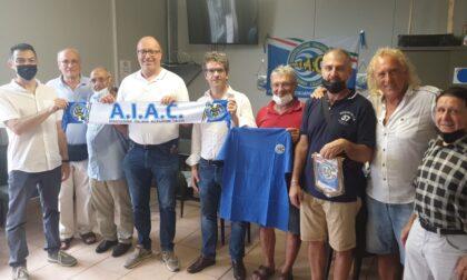 L'Aiac ha inaugurato la sua nuova sede