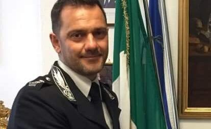 Fabio Lanata nuovo comandante della Municipale di Chiavari