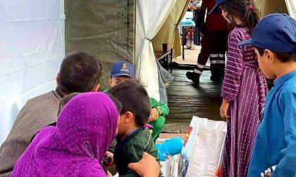 Arrivati in Liguria i primi profughi afgani