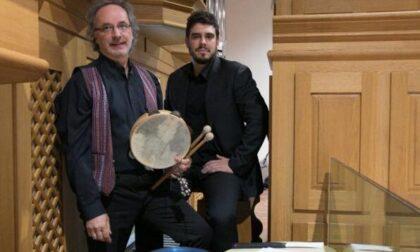 Organo e percussioni domenica sera in concerto a Riva Trigoso