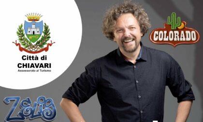 Il cabarettista Antonio Ornano fa tappa a Chiavari