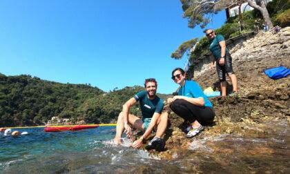 Nasce a Portofino il primo giardino di alghe