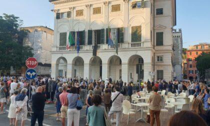 Mille persone al rosario di Di Capua