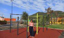 Riva Trigoso: arriva la nuova installazione per l'area fitness