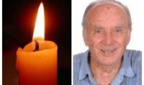 Addio Beppe, ex vice comandante dei Vigili di Chiavari