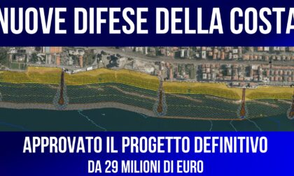 Approvato progetto definitivo per difesa litorale