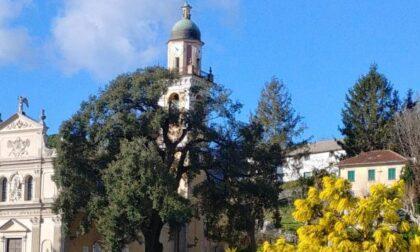 A Santa Maria del Campo lo sparo dei mascoli e stand gastronomico