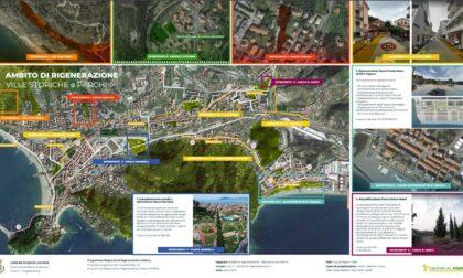 Rigenerazione della rete dei parchi urbani