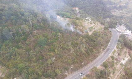 La Liguria continua a bruciare: nuovo rogo a Riomaggiore