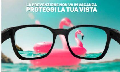 La prevenzione non va in vacanza: screening visivi gratuiti ed evento culturale